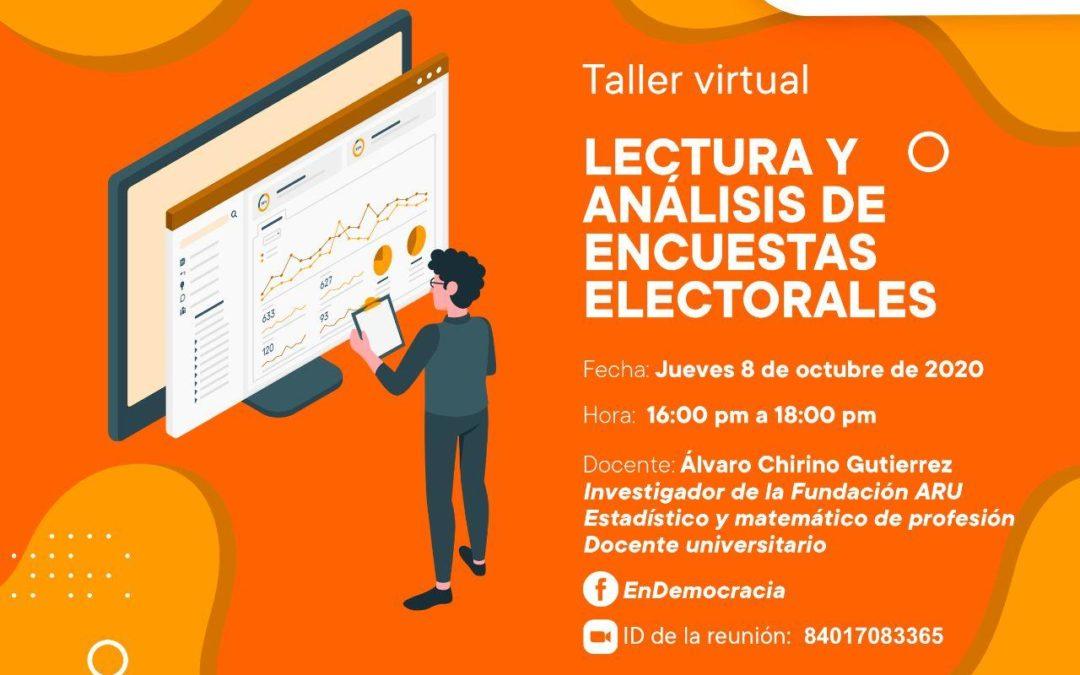 lanzamiento pagina web endemocracia.bo
