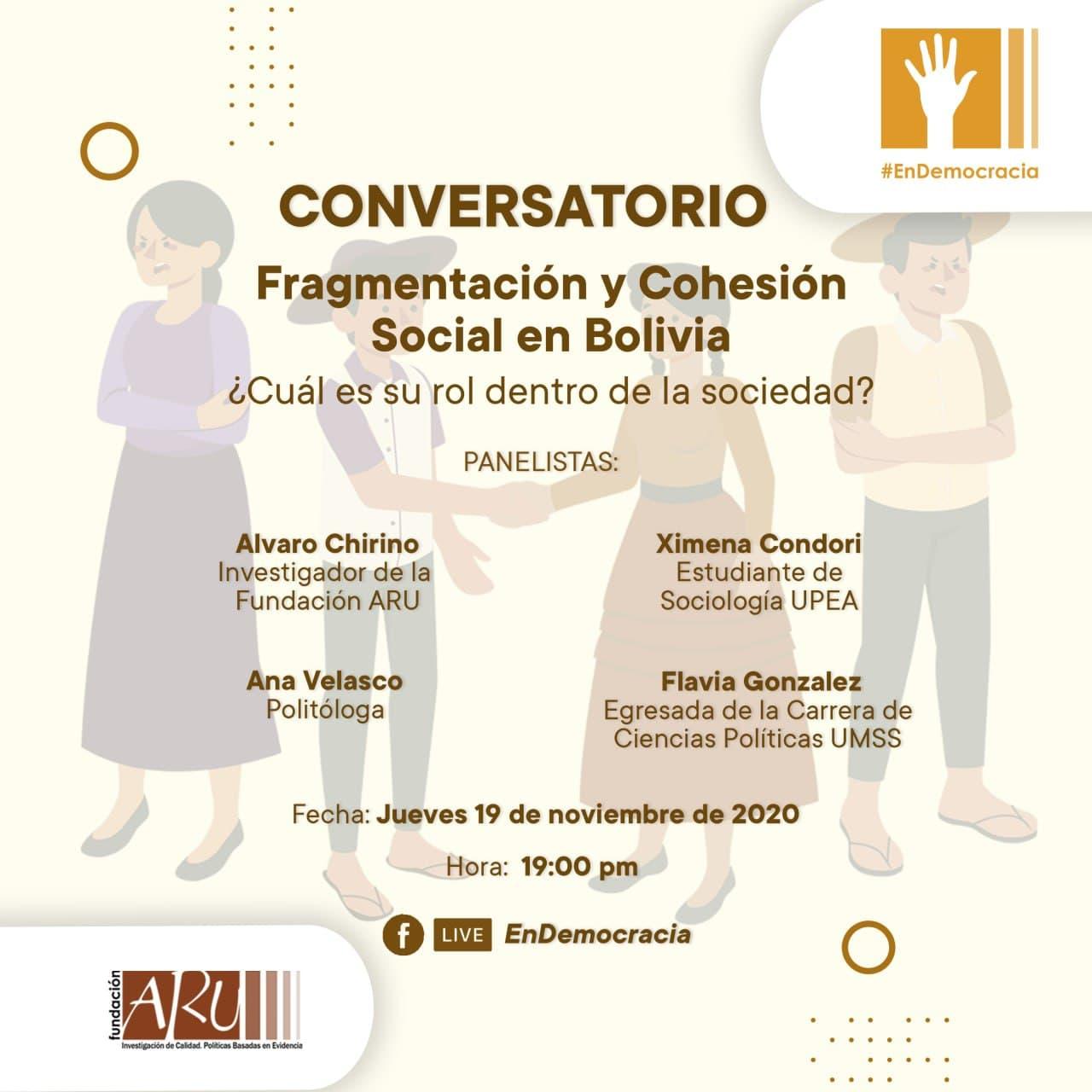 Fragmentación y Cohesión Social en Bolivia