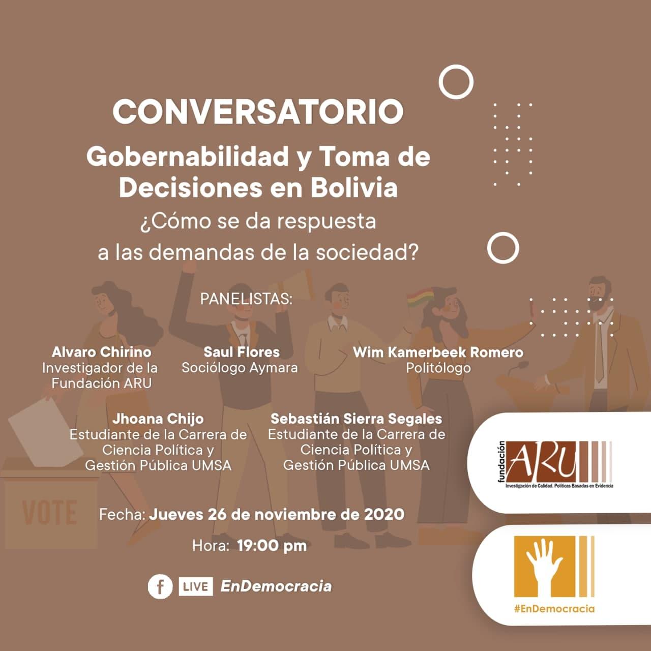 Gobernabilidad y Toma de Decisiones en Bolivia